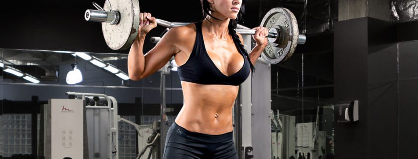 Lifting weights is the best insurance policy to living well